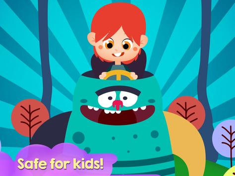 Cute Monsters! puzzle game for kids screenshot 6