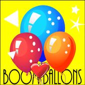 Kid Ballons animados Niños icon