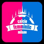 Calcio Femminile Milano icon