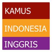 Kamus Indonesia Inggris icon