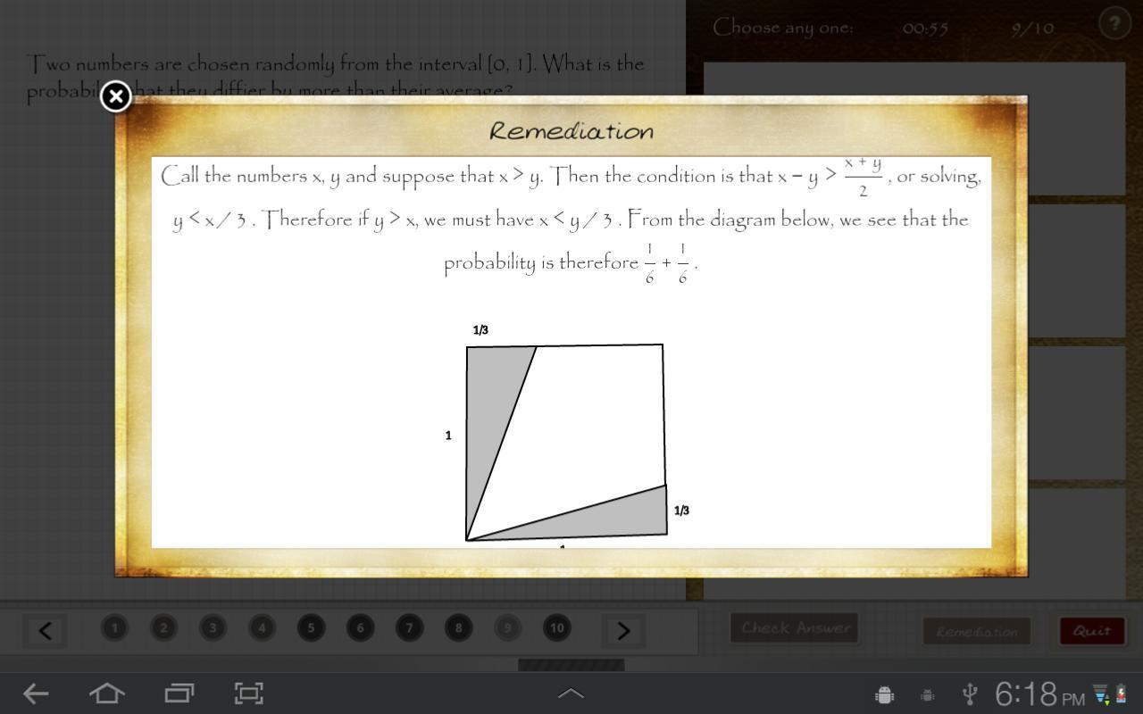 iPrep: Advanced Math APK Download - Free Education APP for Android ...