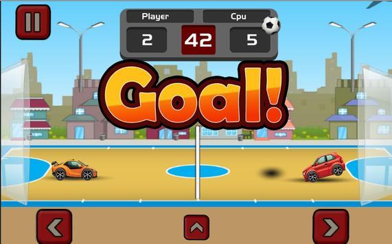 Street Car Soccer apk screenshot