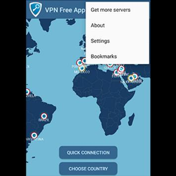 Free VPN - Free, Unlimited, Proxy apk screenshot