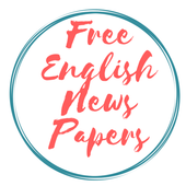 Free English News Papers icon