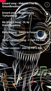 Ennard Song Ringtones apk screenshot