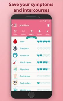 Period Tracker Mia screenshot 3