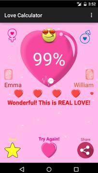 Love Calculator screenshot 4