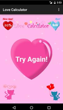 Love Calculator screenshot 5