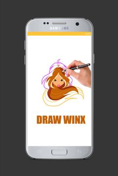 Draw Winx poster