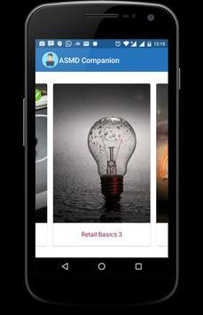 ASMD Learning Companion screenshot 1