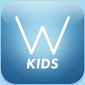 WATCHU Kids GPS Tracking icon