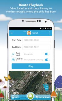 WATCHU Kids GPS Tracking apk screenshot