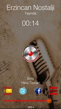 Erzincan Nostalji Radyo Dinle screenshot 2
