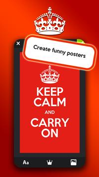 Keep Calm Generator APK Download - Free Entertainment APP for ...