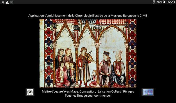 Enrichissement Multimédia CIME apk screenshot