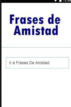 Frases de Amistad poster