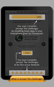 Champcash Earn Money Free screenshot 8