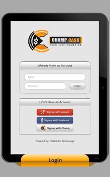 Champcash Earn Money Free screenshot 7