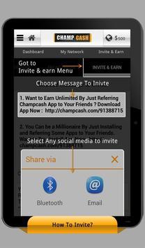 Champcash Earn Money Free screenshot 12