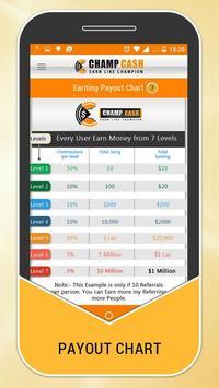 Champcash Earn Money Free screenshot 2