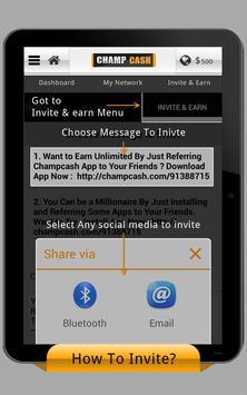 Champcash Earn Money Free screenshot 9