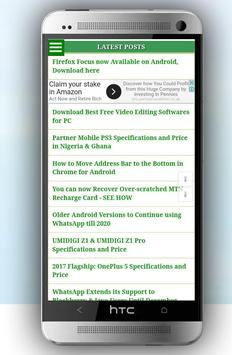 Entclass Blog apk screenshot