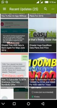 Entclass Blog apk screenshot