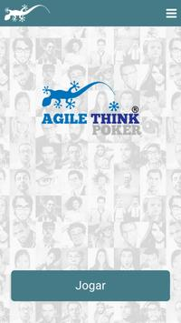 Agile Think® - Planning Poker poster