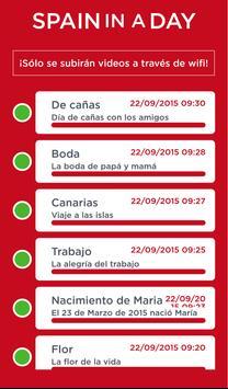 Spain in a Day apk screenshot