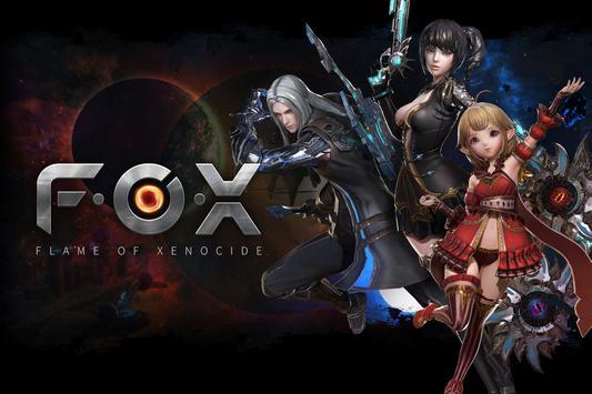 폭스(FOX) - Flame Of Xenocid poster