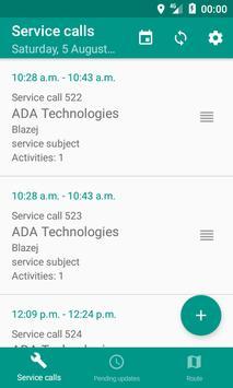 Service for SAP B1 (Beta) apk screenshot