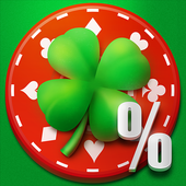 Free Poker Calculator icon