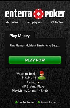 Enterra Poker Pro poster