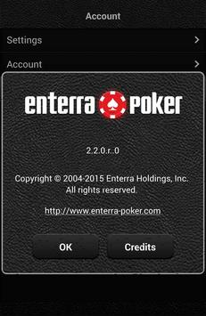 Enterra Poker Pro screenshot 6
