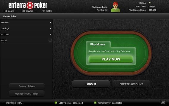 Enterra Poker Pro screenshot 7