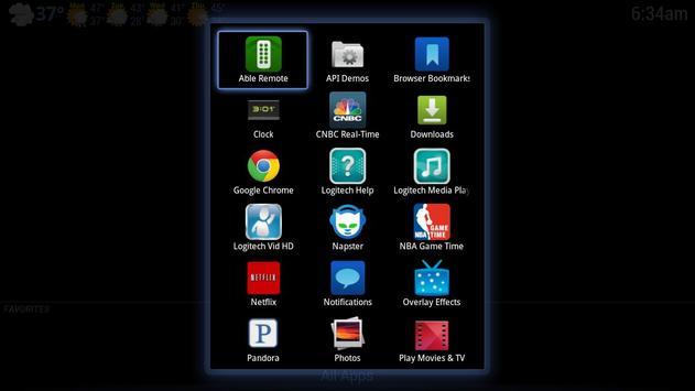 Open Launcher for Google TV screenshot 2