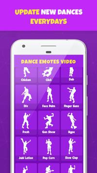 Dance Emotes screenshot 1
