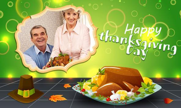 Happy ThanksGiving photo frame screenshot 2