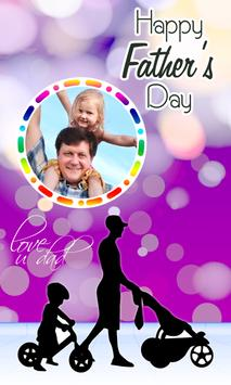 Happy Fathers Day photo frames apk screenshot