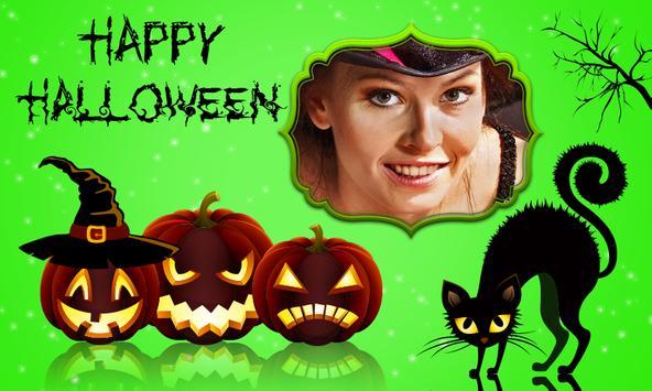 Happy Halloween photo frame apk screenshot