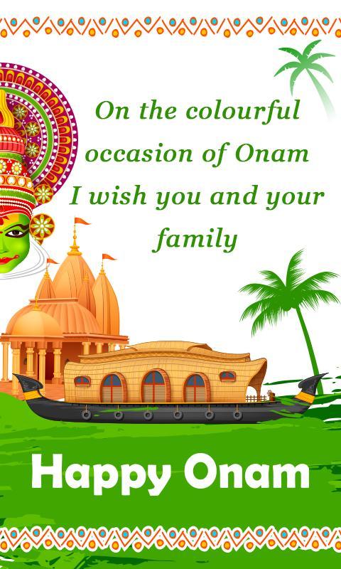 Onam greetings 2018 apk download free entertainment app for onam greetings 2018 apk screenshot m4hsunfo