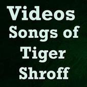 Videos Songs Of Tiger Shorff icon