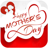Mothers Day Greetings wishes icon