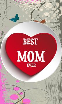Mothers Day Greetings wishes poster