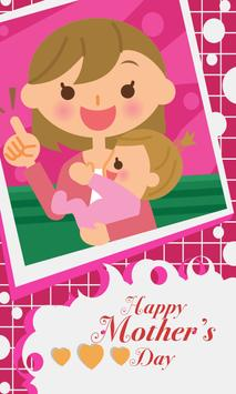 Happy Mothers day Greetings poster