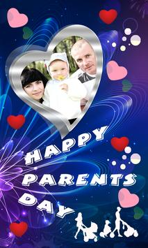 Happy Parents Day photo frames screenshot 1