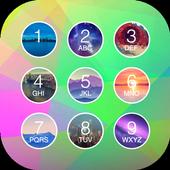 Photo Keypad Lockscreen IOS 9 icon