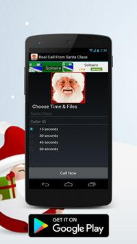 Real Call From Santa Claus poster