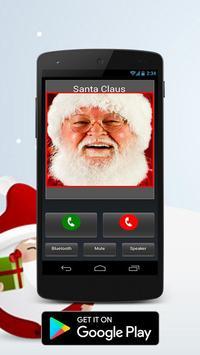 Real Call From Santa Claus apk screenshot