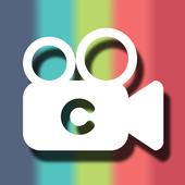 Vintage Camera Recorder – VHS icon
